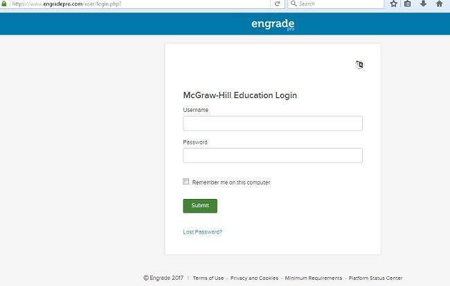 EngradePro Login