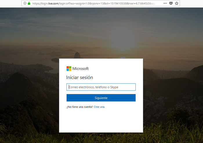 hotmail sign in login