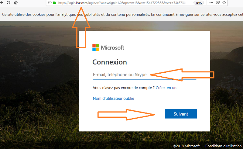 Hotmail Connexion Hotmail Sign In Hotmailfr Se Connecter